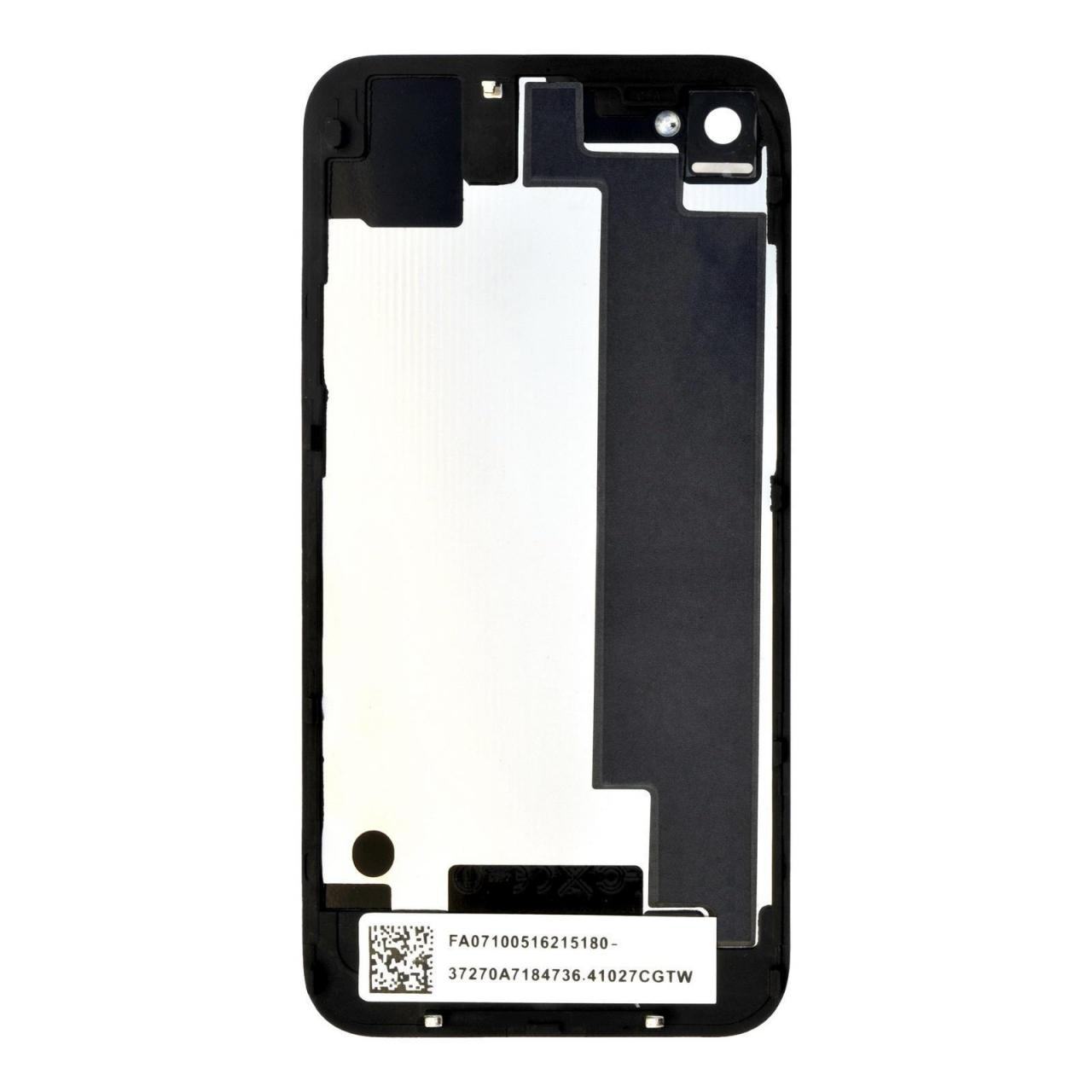 China Glass Back Cover Replacement Housing Frame-Black No Logo wholesale