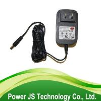 Buy cheap 15w ac dc power supply cul adaptor switching 5v 3a us adapter from wholesalers