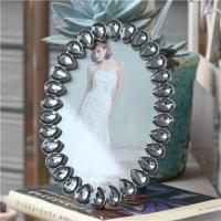Buy cheap Charming metal photo frame from wholesalers