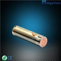 Rebuildable magnetic switch e-cigarette mechanical mod stingray X