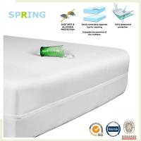 China Zippered bed bug mattress and box spring covers - Heavy Duty Zipper around wholesale