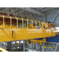China Lifting Platform Foundry crane is widely used to lift steel slab ladle or molten metal wholesale