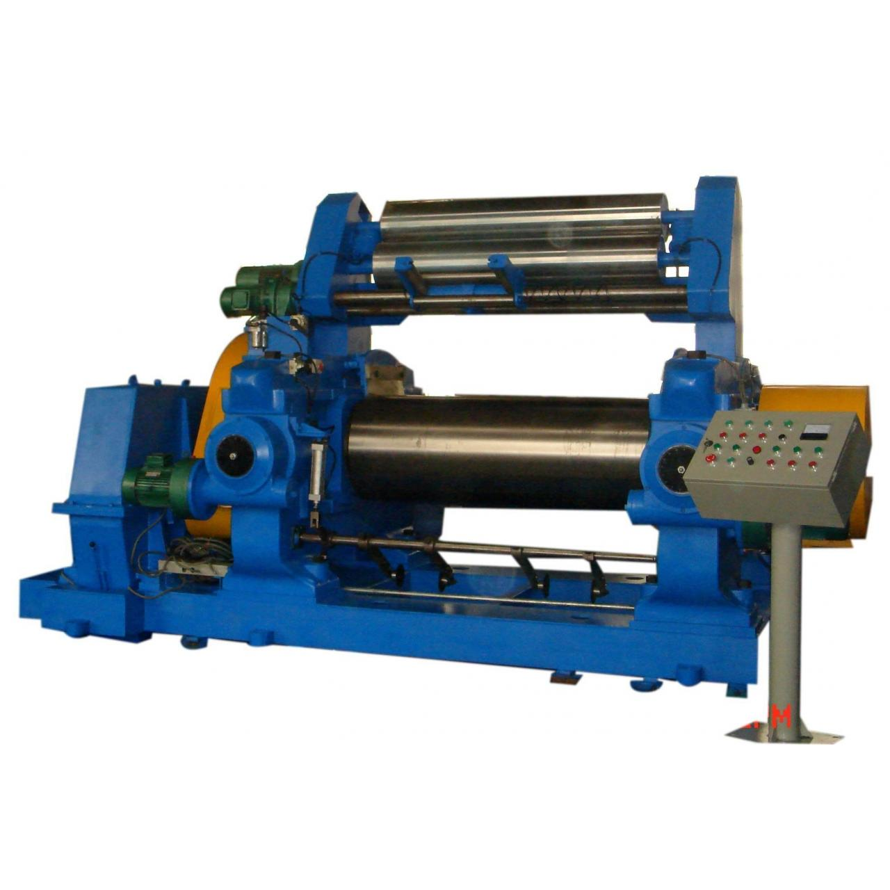 China Rubber Magnet Mixing Mill Machine wholesale