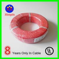 China UL3135 Silicone Rubber Insulated Wire wholesale
