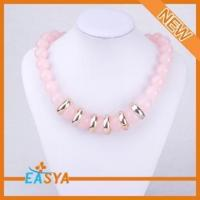 China Online Wholesale Short Chain Beads Necklace For Women on sale