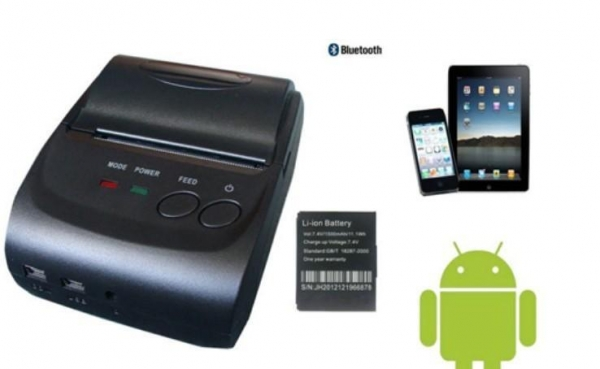 how to connect thermal printer to android