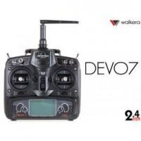 China Walkera DEVO 7 7-Ch 2.4Ghz Telemetry Function Radio System wholesale