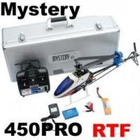 China Mystery 450 PRO RTF 3D 2.4G 6CH RC Helicopter Clone Align Trex 450 PRO RTF on sale