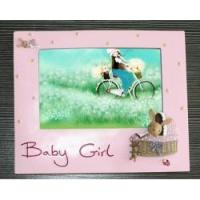 Buy cheap Polyresin Solar Lamp Polyresin Heart Photo Frame from wholesalers