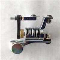 Buy cheap Tattoo Machines New Arrivals New Designer White Silver Tone Rotary Tattoo Machine JL-093-1 from wholesalers