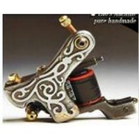 Buy cheap the newest professional bronze handmade Luo's tattoo machine&tattoo equipment JL-1165 from wholesalers