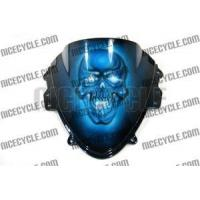 China Custom Motorcycle Windscreen - Fully Airbrushed and Painted - All Models wholesale