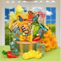 China Easter Sweets N Treats Gift Basket wholesale