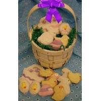 China Easter Cookie Gift Basket wholesale