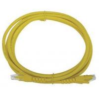 China PROFESSIONAL 24 AWG Copper Conductor CAT5E Patch Cable Best Price wholesale