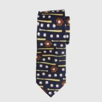 China First Communion Clothing Boys Play Ball Baseball Ties from Alynn Neckwear (7-14) wholesale