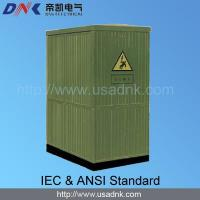 China DMC Two way Cable Joint Cabinet wholesale