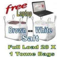 China Offers with Free Gifts 28x 1 Tonne bags of Rock Salt with Free Gift wholesale