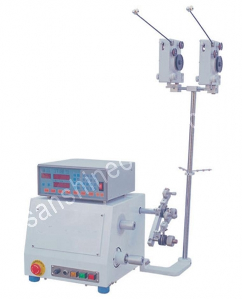 Quality Two spindles automatic transformer coil winding machine SS600I for sale