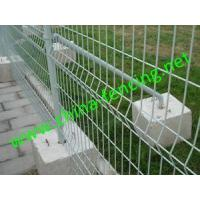 China Mobile Fence with Concrete Feet wholesale
