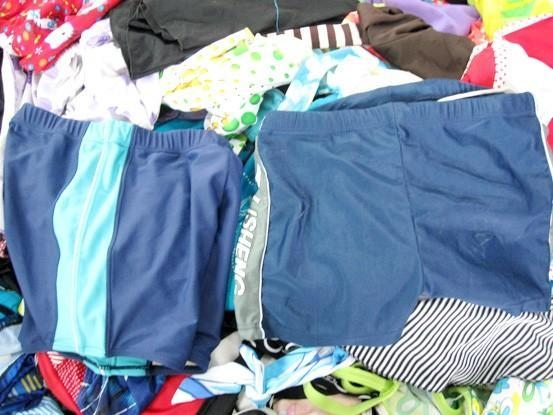 clothing second hand