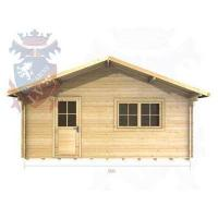 China Log Cabins Upto 5 meters on sale