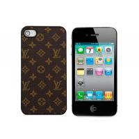 China Shells (PC) LV Burberry luxury Veneer case for iphone 5 and iphone4 wholesale