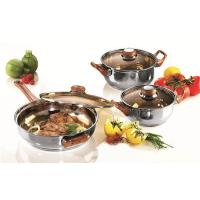China Stainless Steel Cookware Set JP-SS161824 Cheap price stainless steel cooking sets on sale