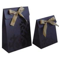 China Paper Bag Paper Gift Bag With Ribbon on sale