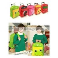 China Wholesale Trolley School Bag Cute Backpack for Children-in stock#A02-0005 wholesale