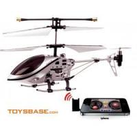 China Iphone/iPod/iPad/iTouch RC I-helicopter,3.5CH New RC Helicopter 777-170A on sale