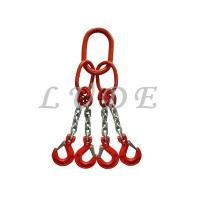 Category :Chain slings and Load chain   Product name:Four leg complete riggings