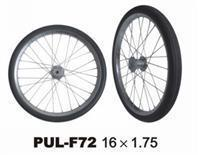 China PU Solid Bicycle Tire wholesale