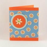 China All Occasion Flowers on Orange on sale