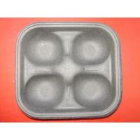 China fruit trays and egg boxes fruit trays ---4 pcs retailer pack on sale
