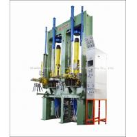 China Hydraulic Double-mold Tire Shaping and Curing Press wholesale
