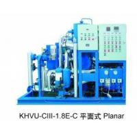 China Marine Steam / Electrical Heating Fuel Oil Booster Unit wholesale