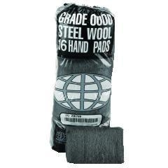 China GLOBAL MATERIAL TECHNOLOGIES - Industrial-Quality Steel Wool Hand Pads