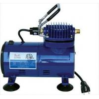 China D500SR Airbrush Compressor with Regulator and On Off Switch wholesale