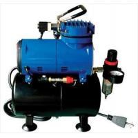China D3000R Diaphragm Airbrush Compressor with Tank wholesale