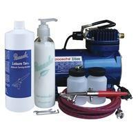 Buy cheap D100H Home Airbrush Tanning Kit from wholesalers