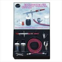 Quality MIL-SET Paasche Millennium Airbrush Kit for sale