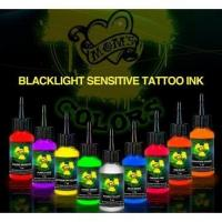Buy cheap Ultraviolet Tattoo Ink: Nuclear UV Tattoo Ink For Blacklights - from wholesalers