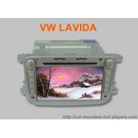 Car Radio MP3 DVD GPS Player with Analog TV Tuner, IPOD , RDS,Dual Zone for VW LAVIDA