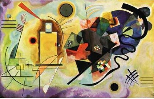 "Quality Kandinsky, Wassily ""yellow-red-blue 1925"" for sale"