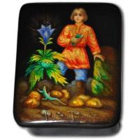 Buy cheap Stone Flower Fairytale - Fedoskino Lacquer Box from wholesalers