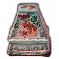 Buy cheap Emelya and the Magic Pike - Kholui Lacquer Box from wholesalers
