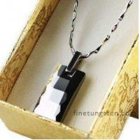 China Mens Faceted Tungsten Pendants FA-T4695 wholesale