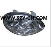 Buy cheap DAEWOO 96206541 HEADLAMP SZY-DW1382 LEGANZA from wholesalers