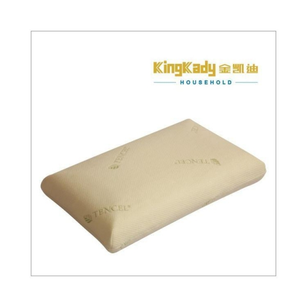 Traditional Shape Memory Pillow : Head pillow series Traditional shape memory foam pillow of cn-pillow
